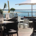 Portside Cafe - view to water